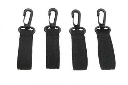 """Picture of Velcro Cable Wrap, 12"""" Set"""
